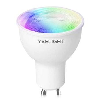 Смарт крушка Yeelight GU10 W1 Multicolor, 350 lm, 2700-6500K, 4.5W image