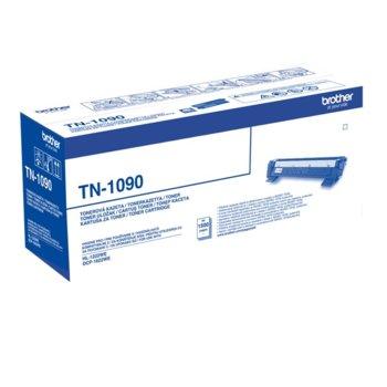Тонер касета за Brother HL-1222WE/DCP-1622WE, Black - P№ TN-1090 - заб.: 1500 брой копия image