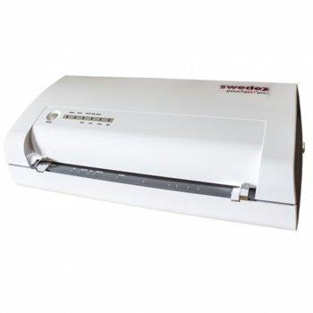 Ламинатор Swedex Smart PJP I, A3, с 4 ролки, до 250 микрона image