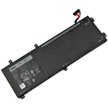 Батерия (оригинална) за лаптоп Dell, съвместима с модели XPS 15 9550 Precision 5510, 3-cell, 11.4V, 4912mAh image