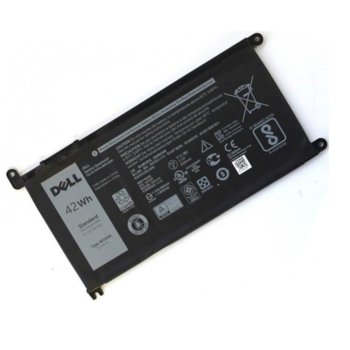 Батерия (оригинална) за лаптоп Dell, съвместима с Inspiron series/ Vostro serie, 3-cell, 10.8V, 3800mAh image