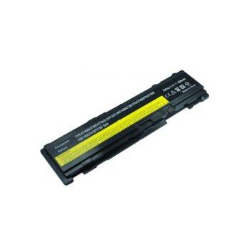 Батерия (заместител) за лаптоп Lenovo, съвместимa с модели ThinkPad T400s T410s T410si, 6 cells, 11.1V, 3900mAh image
