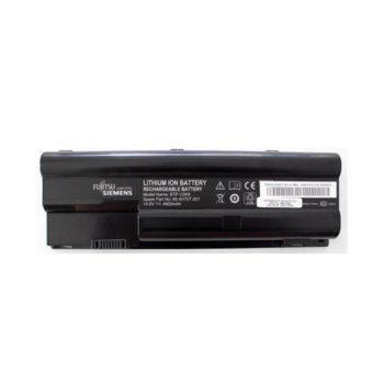Батерия (оригинална) Fujitsu-Siemens Amilo PA3515, съвместима с PA3530/PA3553/XA3530/XA3533 Series, 8cell, 14.8V, 4800mAh image