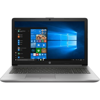 "Лаптоп HP 250 G7 (175T2EA), четириядрен Ice Lake Intel Core i5-1035G1 1.0/3.6 GHz, 15.6"" (39.6 cm) Full HD Anti-Glare Display, (HDMI), 8GB DDR4, 512GB SSD, 2x USB 3.1, Free DOS image"