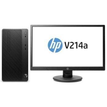 HP Pro A G2 5QL24EA + V214a 20.7 1FR84AS product
