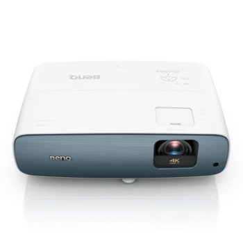 Проектор BenQ TK850, DLP, 4К UHD (3840x2160), 30 000:1, 3 000 lm, 2x HDMI, VGA, USB image