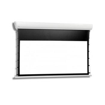 Екран Avers AKUSTRATUS 2 TENSION 21-12 MG BT , за стена/таван, Matt Grey, 2360 x 1630 мм, 16:9 image