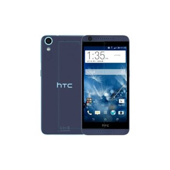 Протектор от закалено стъкло /Tempered Glass/ за HTC Desire 626, прозрачен image