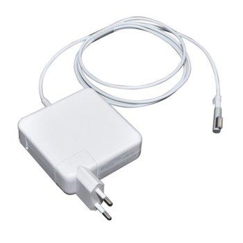 Захранване (заместител) за лаптопи Apple A1150/A1151/A1172/A1189/A1211/A1226/A1229/A1286/A1175/A1212/A1260/A1290/A1297/A1343/A1222/A1266, 18.5V/4.6A, 85W, MagSafe жак image