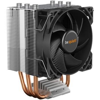 Охлаждане за процесор be quiet! PURE ROCK SLIM 2 (BK030), съвместимост със сокети LGA 1200/1150/1151/1155 & AMD AM4/AM3+ image