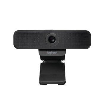 Уеб камера Logitech C925e, микрофони, Full HD, USB image