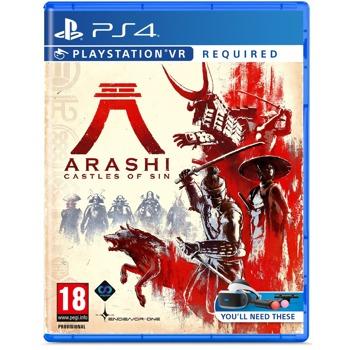 Игра за конзола Arashi Castle Of Sin, за PS4 VR image