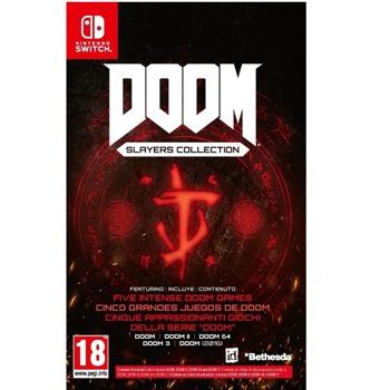 Игра за конзола DOOM SLAYERS COLLECTION, за Nintendo Switch image