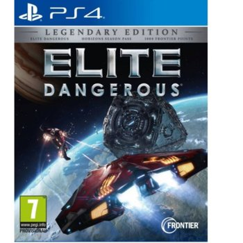 Elite Dangerous: Legendary Edition product