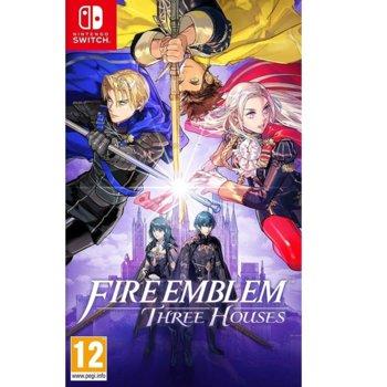 Игра за конзола Fire Emblem: Three Houses, за Nintendo Switch image