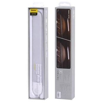 LED нощна лампа Baseus Sunshine Series, 1W, 6500K, 800mAh, бяла image