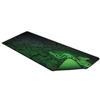 Подложка за мишка, Razer Goliathus Control Fissure Edition Extended, зелена, 920 x 294 x 4mm image