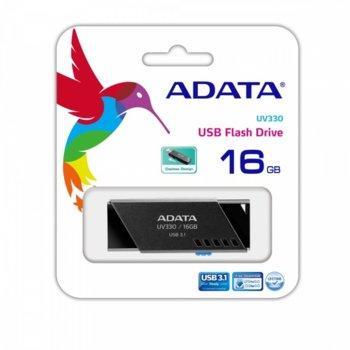 16GB Adata UV330 Black AUV330-16G-RBK product
