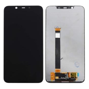 Дисплей за Nokia 8.1, с тъч, черен image