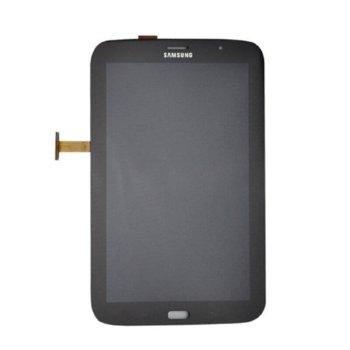 """Дисплей за Samsung Galaxy Tab N5100 8.0"""", LCD, с тъч, черен image"""