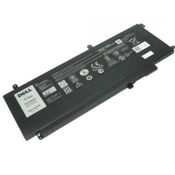 Батерия (оригинална) за лаптоп Dell, съвместима с модели Inspiron 15 7547 7548 Vostro 14 5459 5459D, 3-cell, 10.8V, 4000mAh image