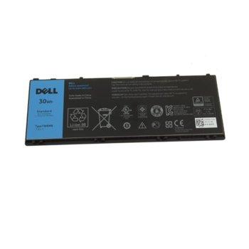 Батерия (оригинална) за Dell Latitude 10, 7.4V, 38800mAh, 2 клетъчна image