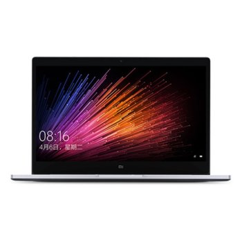 "Лаптоп Xiaomi Mi Notebook Air (сребрист), четириядрен Kaby Lake Intel i5-8250U 2.5/4.0GHz, 13.3"" (33.78 cm) Full HD Display & Nvidia Geforce MX150 2GB (HDMI), 8GB DDR4, 256GB SSD, 3x USB 3.0(1x TypeC), Windows 10 Home, 1.28kg image"
