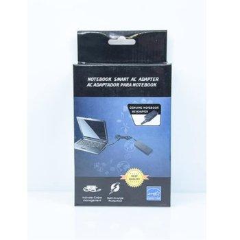 Захранване (заместител) за лаптопи Toshiba 19V/6.32A/120W, 3.0mm X 6.0mm жак image