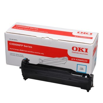 КАСЕТА ЗА OKI C 3520/3530/MC 350/360 - Drum Cyan… product