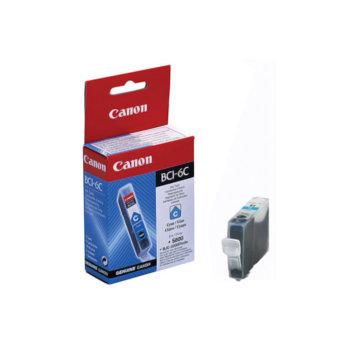 ГЛАВА CANON iP 3000/4000/5000/6000/8500/i860/900/9100/S800/900/9000/BJC-8200 - Cyan - BCI-6C - заб.:280 pages. image