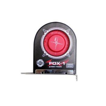 Охлаждане Evercool FOX 1 - SB-F1, 2400 rpm, PCI Slot image