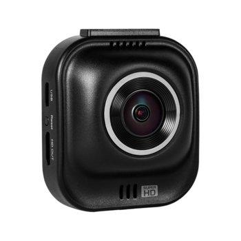 "Видеорегистратор Prestigio Roadrunner 585, камера за автомобил, Super HD(2304x1296@30FPS)), 2.0"" (5.08 cm) TFT дисплей, microUSB 2.0, microSD слот image"