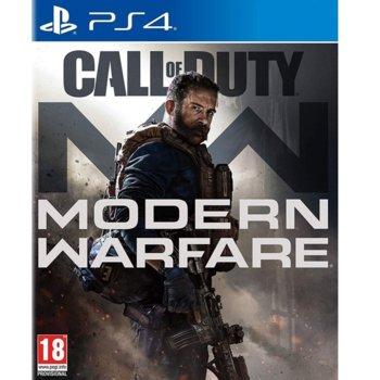 Игра за конзола Call of Duty: Modern Warfare, за PS4 image