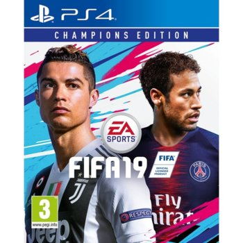 FIFA 19 Champions Edition (PS4) product