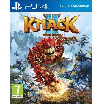 Игра за конзола Knack II, за PS4 image