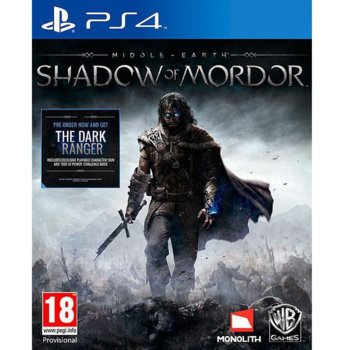 Middle-Earth: SoM + DLC DR product