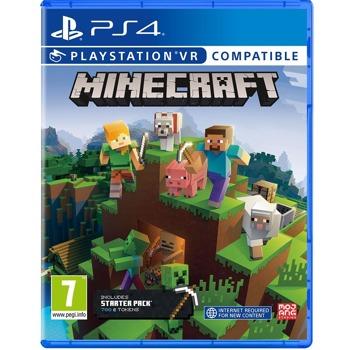 Игра за конзола Minecraft Starter Collection, за PS4 image