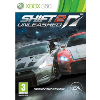 Need for Speed SHIFT 2: Unleashed product