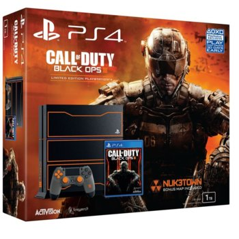 Sony PlayStation 4 Call of Duty Black Ops III  product