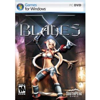 Игра X-Blades, за PC image