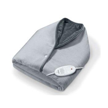 Електрическо одеало Beurer CC 50 42004, сиво image