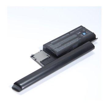 Батерия (оригинална) за лаптоп Dell Latitude, съвместима с  D620/D630/D631/Precision M2300/KD489, 9cell, 11.1V, 7200mAh image