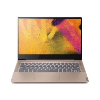 "Лаптоп Lenovo Ideapad S540-14API (81NH00A9BM)(мед), четириядрен Zen 2 AMD Ryzen 7 3700U 2.3/4.0GHz, 14"" (35.56 cm) Full HD IPS Anti-Glare Display, (HDMI), 8GB DDR4, 512GB SSD, 1x USB 3.1 Type-C, No OS  image"