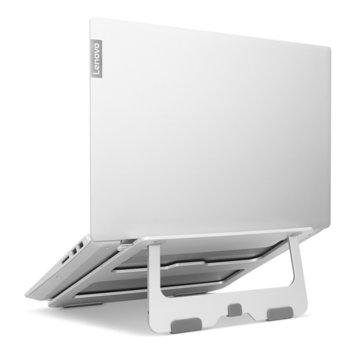 Подложка за лаптоп Lenovo Portable Aluminum Laptop Stand, бяла image