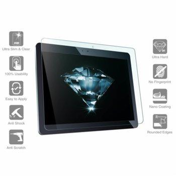 Протектор от закалено стъкло /Tempered Glass/,4Smarts, Huawei MediaPad T3 10, (таблет) image