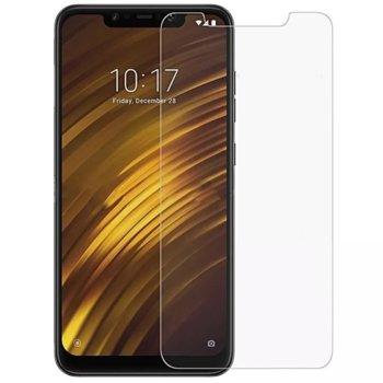 Протектор от закалено стъкло /Tempered Glass/ за Xiaomi Pocophone F1, 0.3mm, прозрачен image