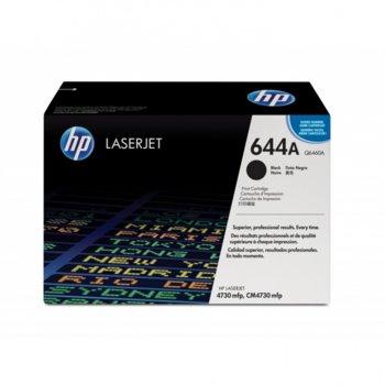 КАСЕТА ЗА HP COLOR LASER JET 4730MFP/CM 4730MFP - Black - P№ Q6460A - заб.: 12000k image