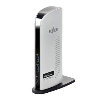 Докинг станция Fujitsu PR08, за лаптоп, USB 3.0 image