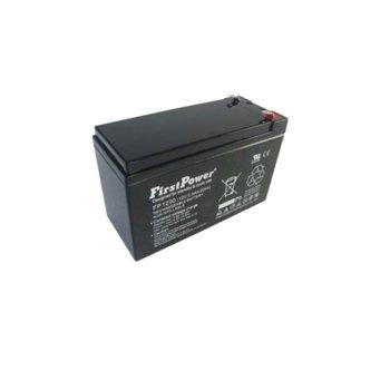 Акумулаторна батерия First Power FP1290T2, 12V, 9 Ah, GEL image