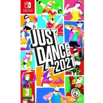 Игра за конзола Just Dance 2021, за Nintendo Switch image